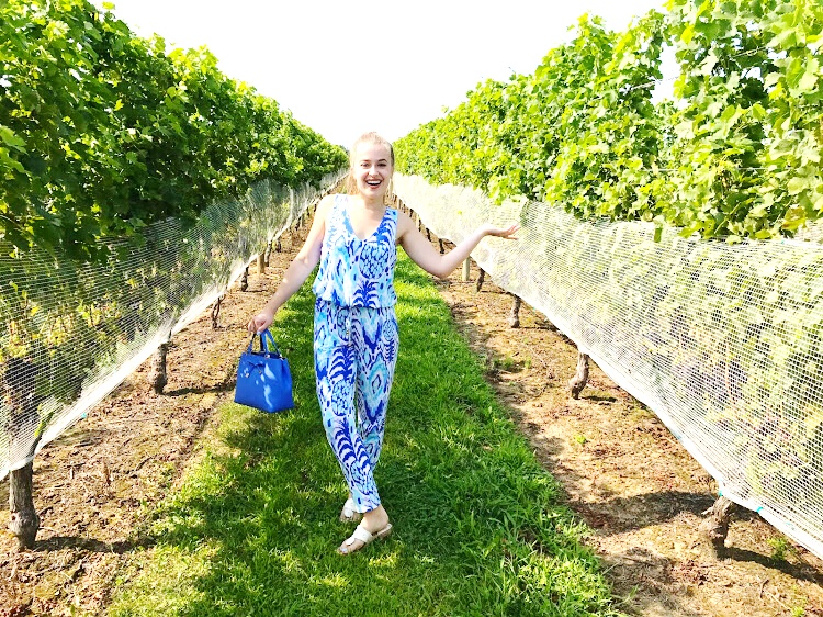 What To Wear To A Hamptons Winery: Summer Edition