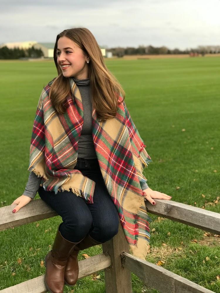 We Go Together Like Thanksgiving And Blanket Scarves