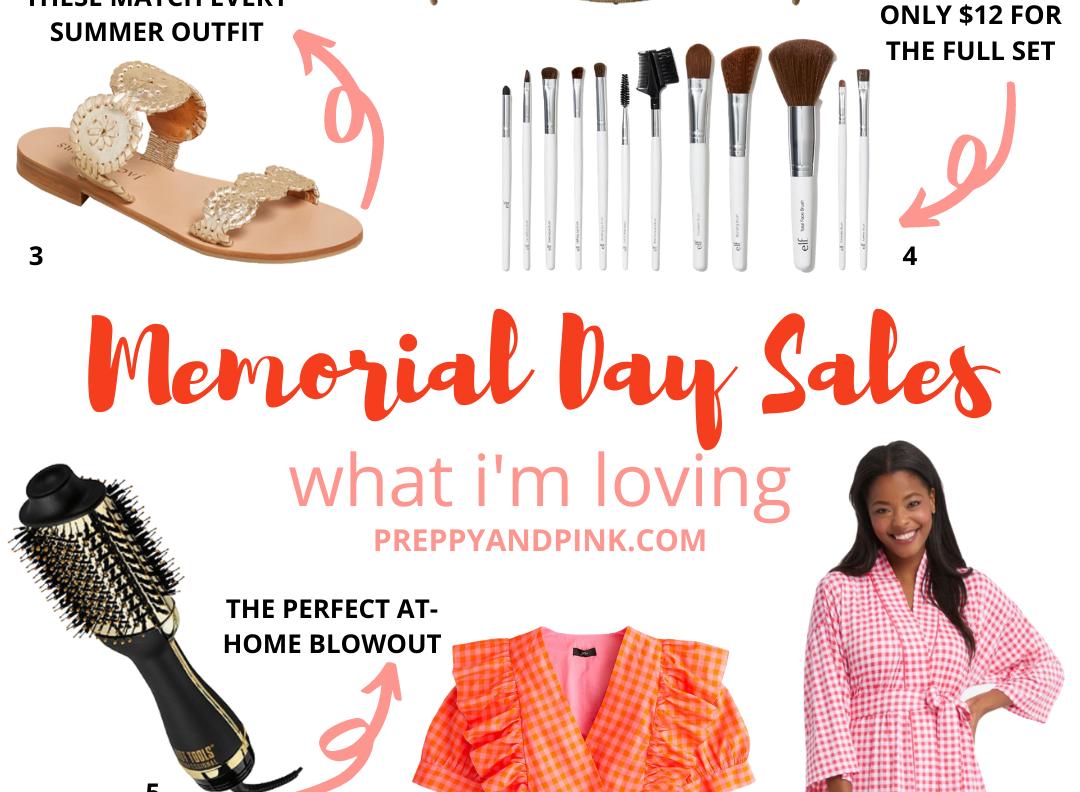 Best Memorial Day Sales to Shop