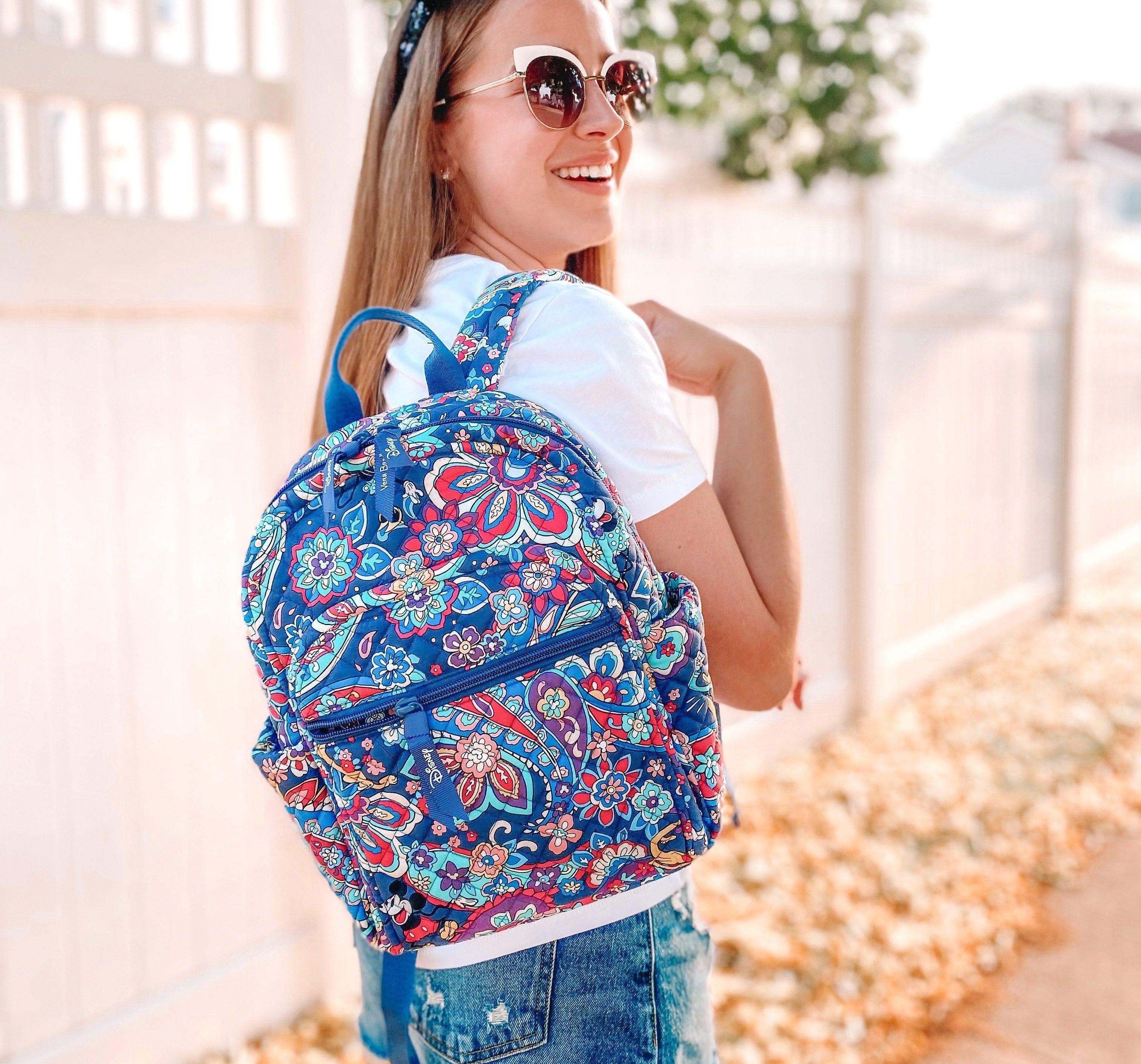 My Favorite Vera Bradley x Disney Bag