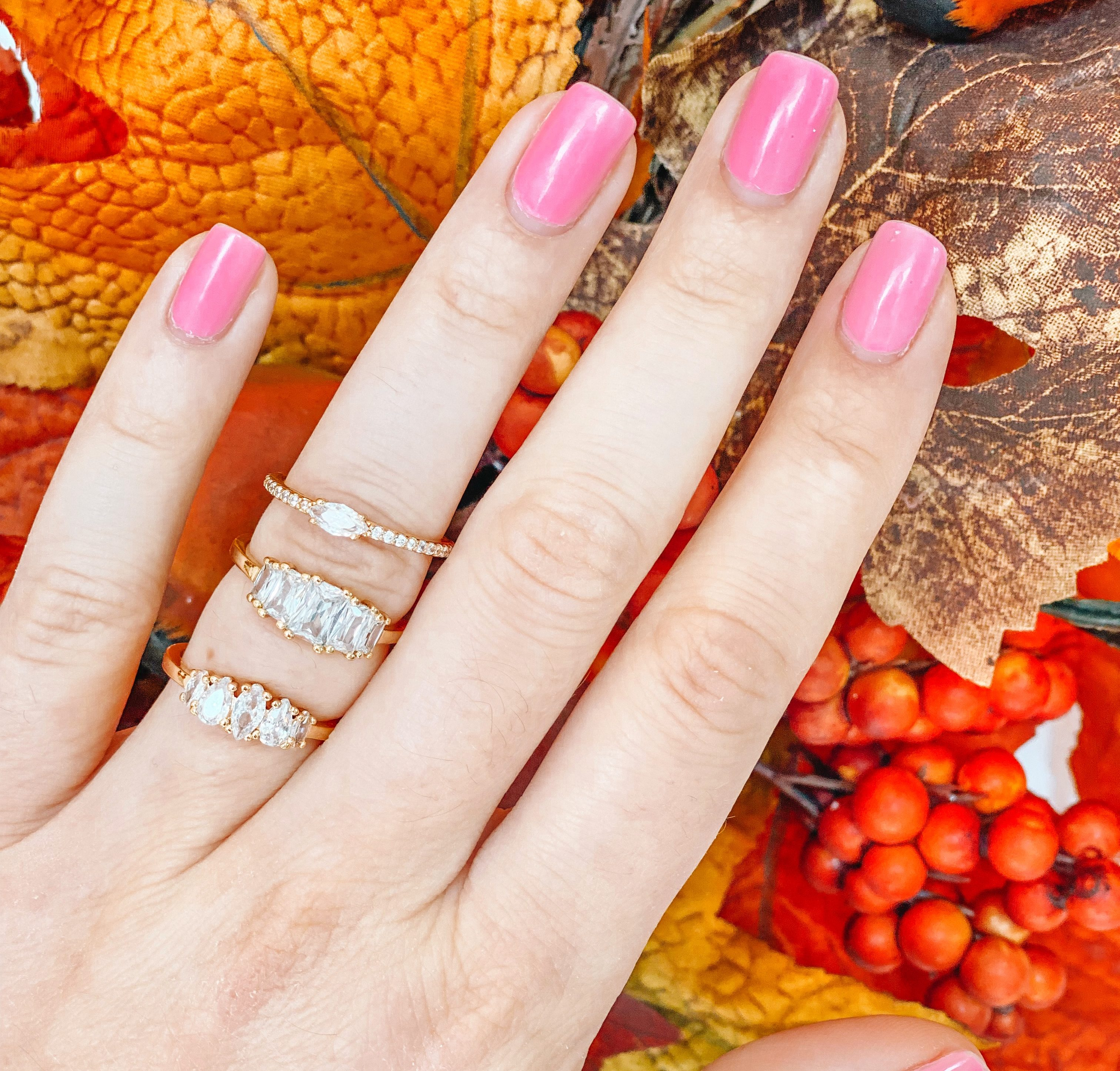 3 Gold Rings You Need from Bauble Bar
